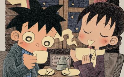 Une douce odeur de Café