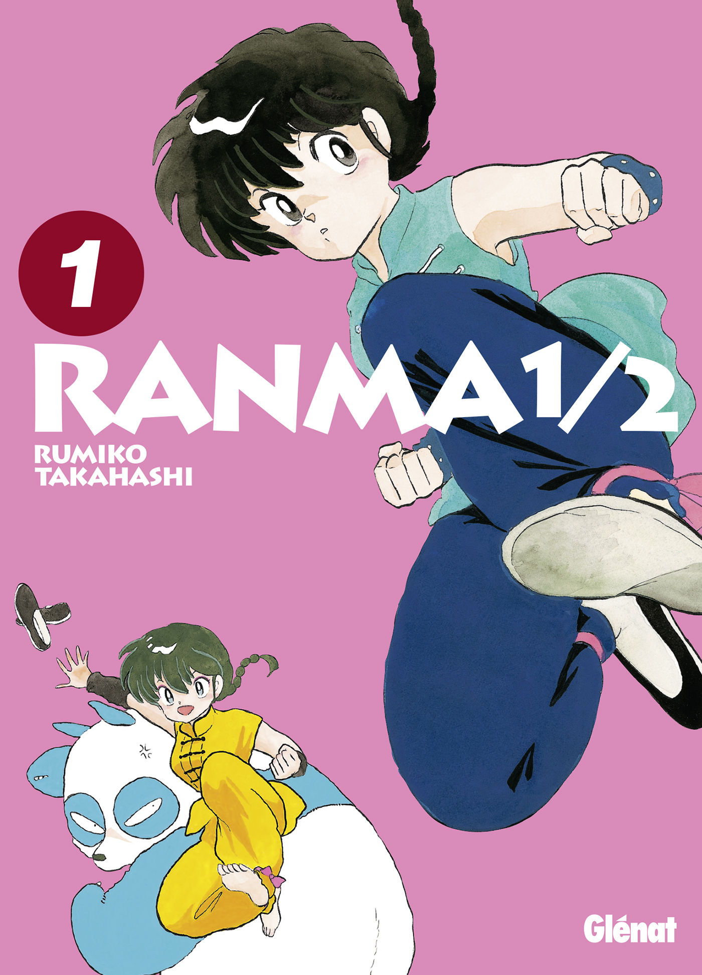 Ranma 1/2 T1 édition originale