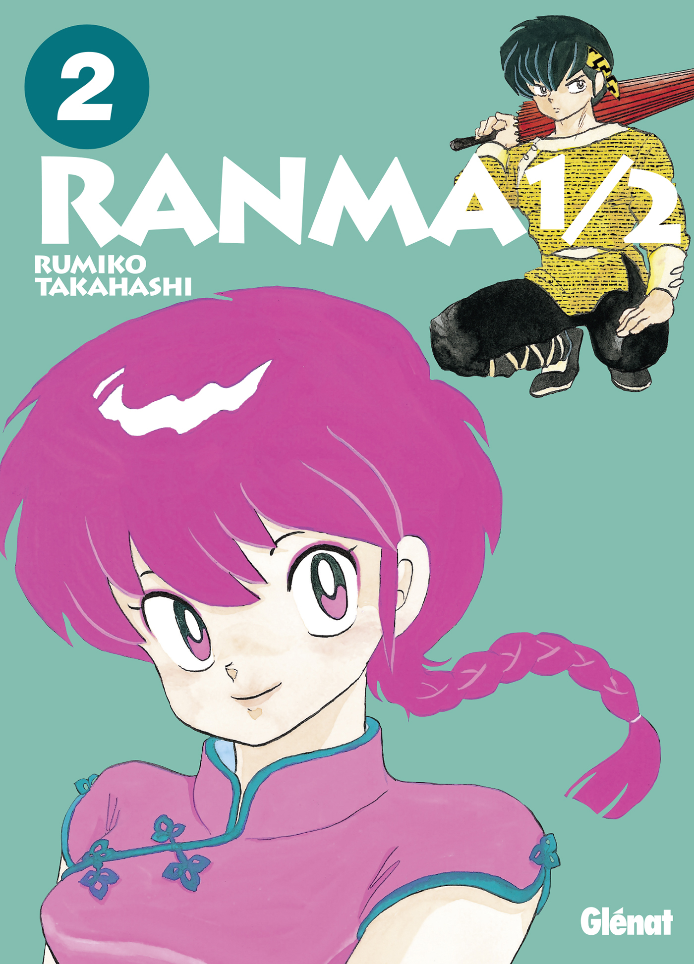 Ranma 1/2 T2 édition originale
