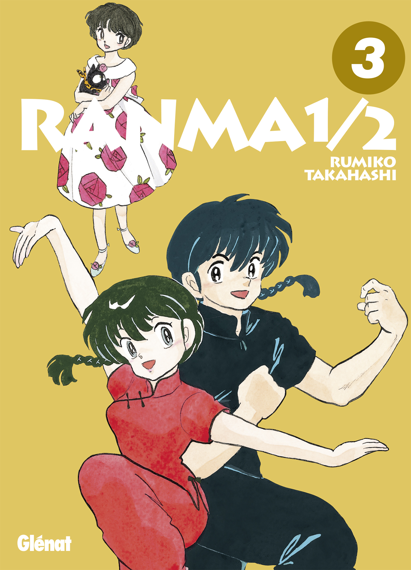 Ranma 1/2 T3 édition originale