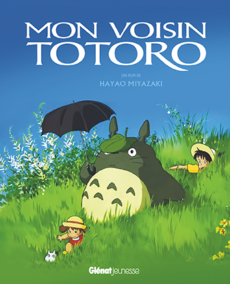Mon Voisin Totoro Anime Comics