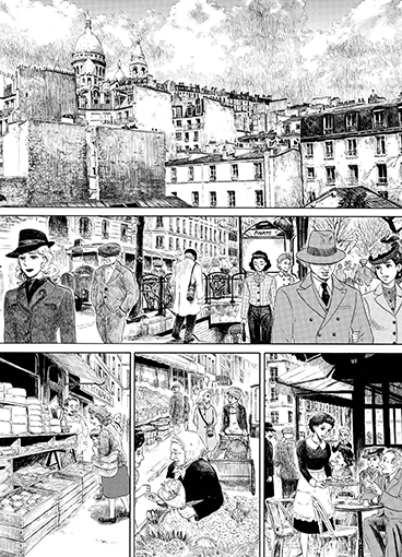 MARION Tome 01 planche 02