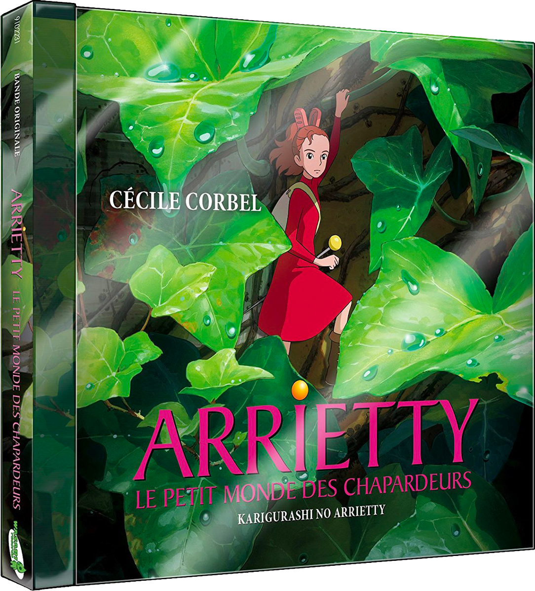 Arrietty le petit monde des chapardeurs Bande Originale par Cécile Corbel