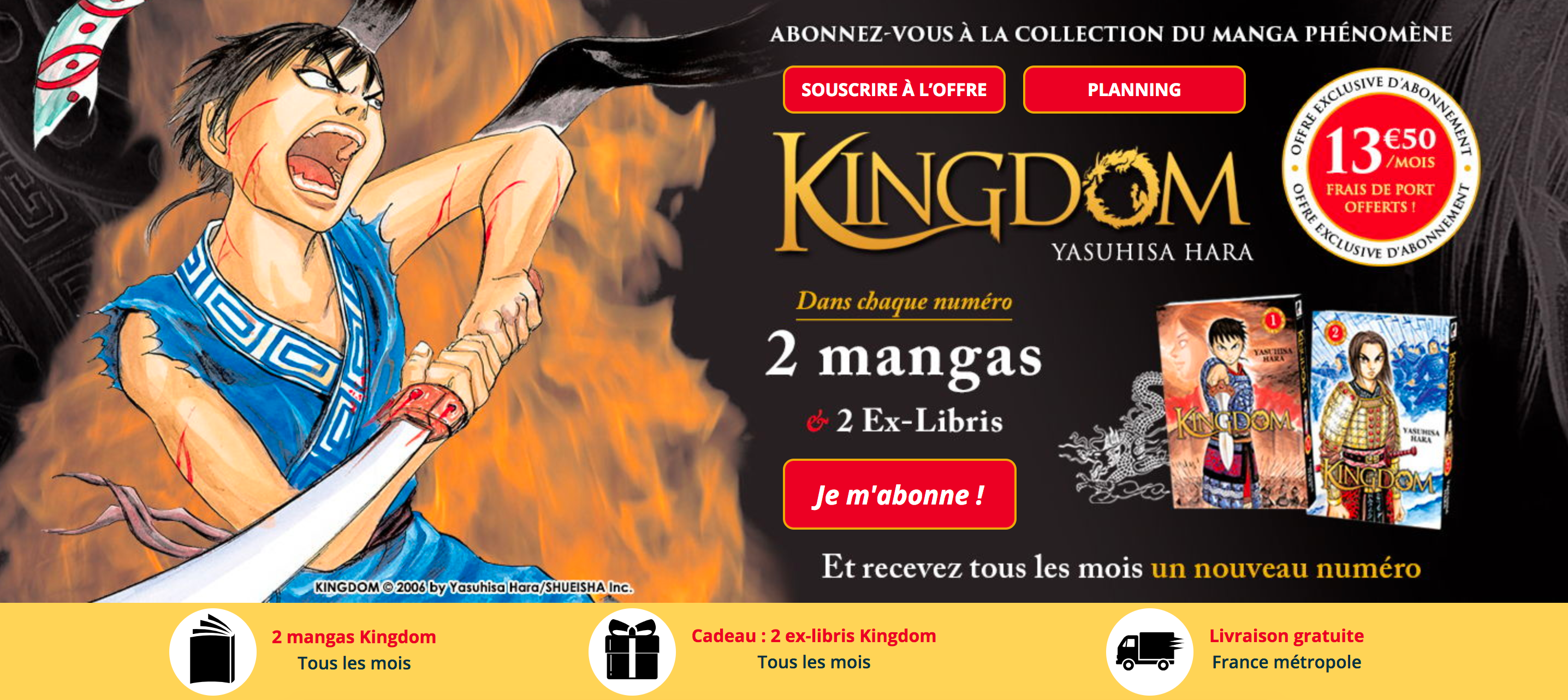 Kingdom bannière 2