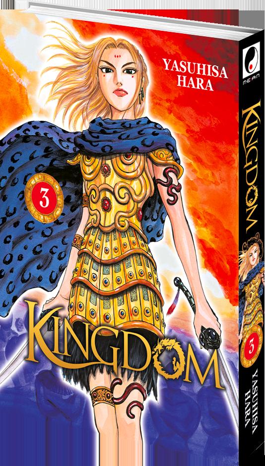Kingdom tome 3
