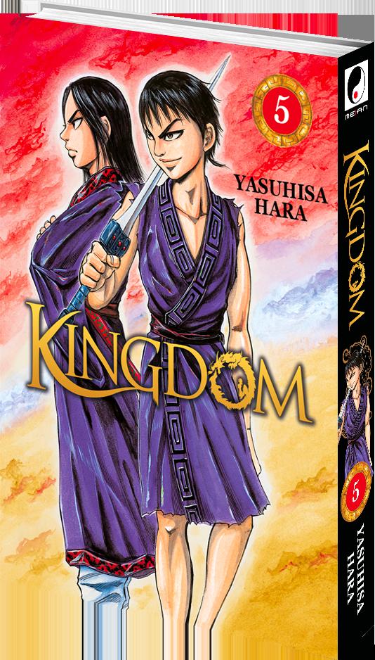 Kingdom tome 5