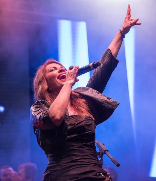 Cristina d'Avena en concert