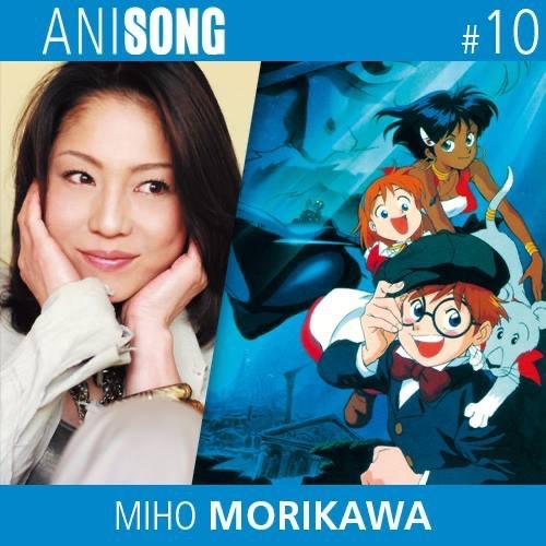 Anisong 10 Miho Morikawa