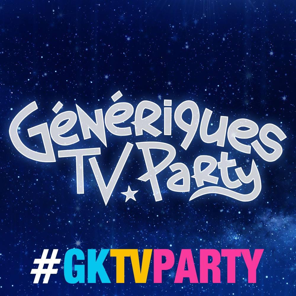 Génériques TV Party logo