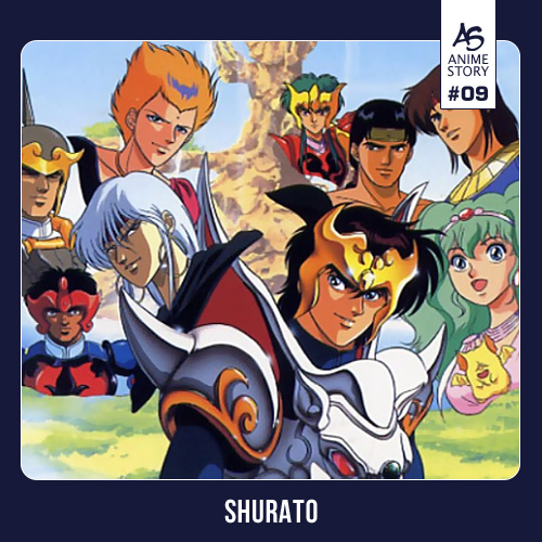 Anime Story 9 Shurato