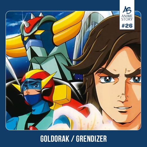 Anime Story 26 Goldorak Grendizer
