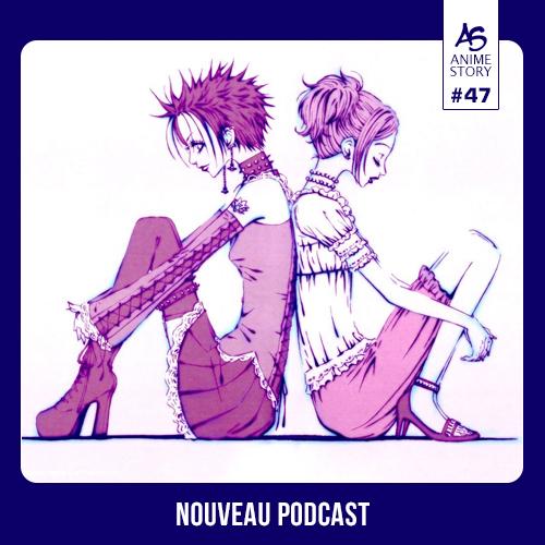 Anime Story Nouveau podcast