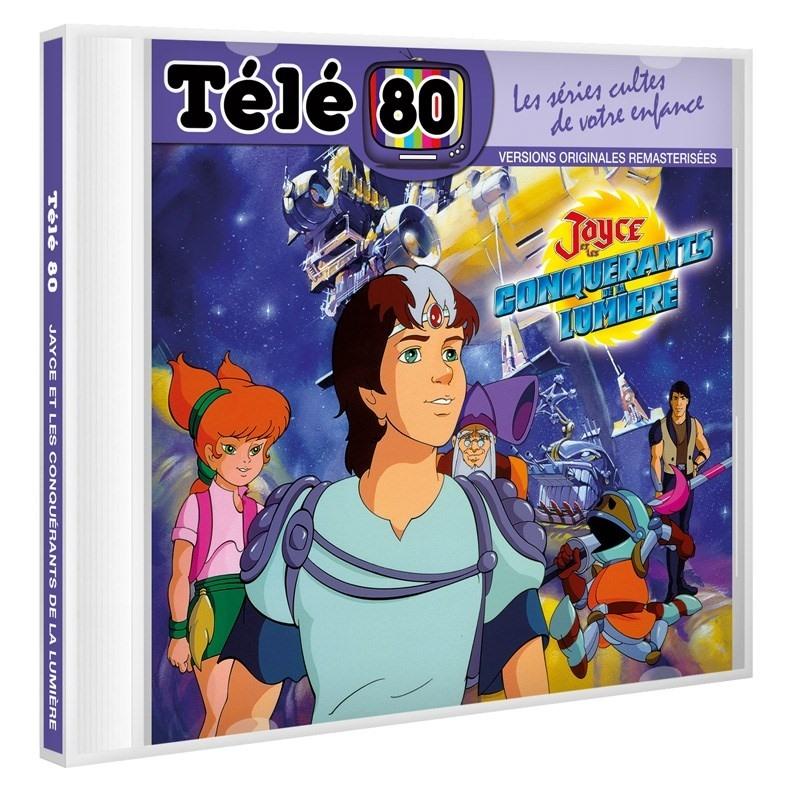 Jayce et les Conquérants de la Lumière CD 3D