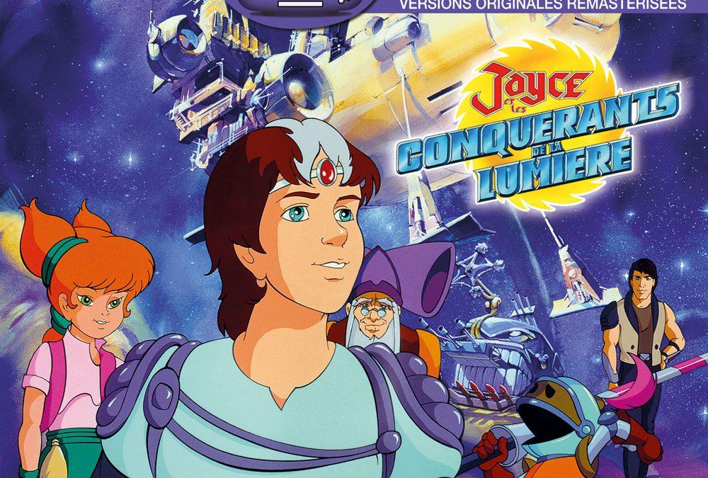 Jayce et les Conquérants de la Lumière chez Télé 80 !