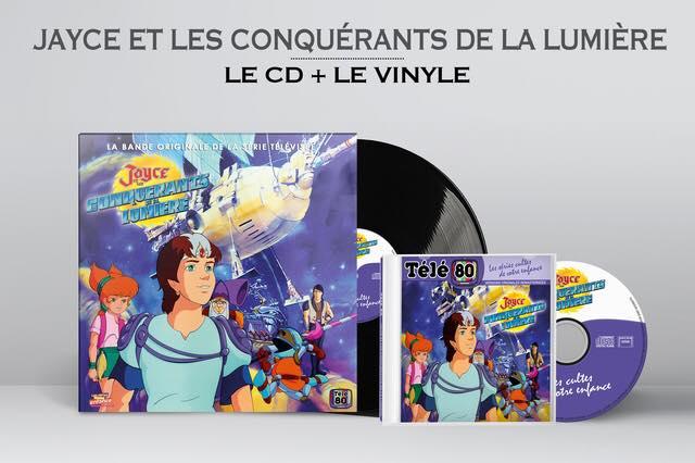 Jayce et les Conquérants de la Lumière + Vinyle
