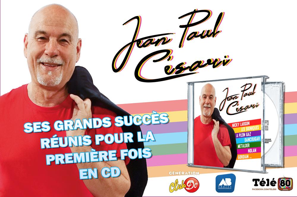 Jean-Paul Césari Télé 80 bandeau