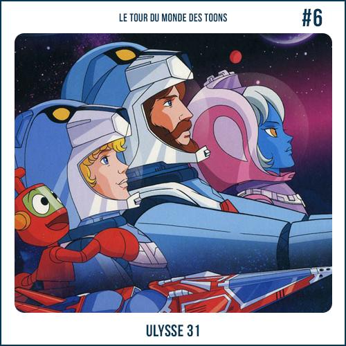 Le tour du Monde des Toons 6 Ulysse 31