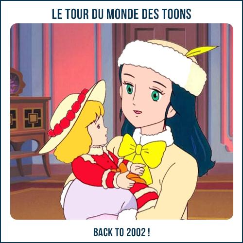 Le tour du Monde des Toons back to 2002