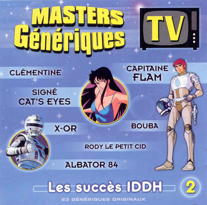 Masters Génériques TV IDDH 2