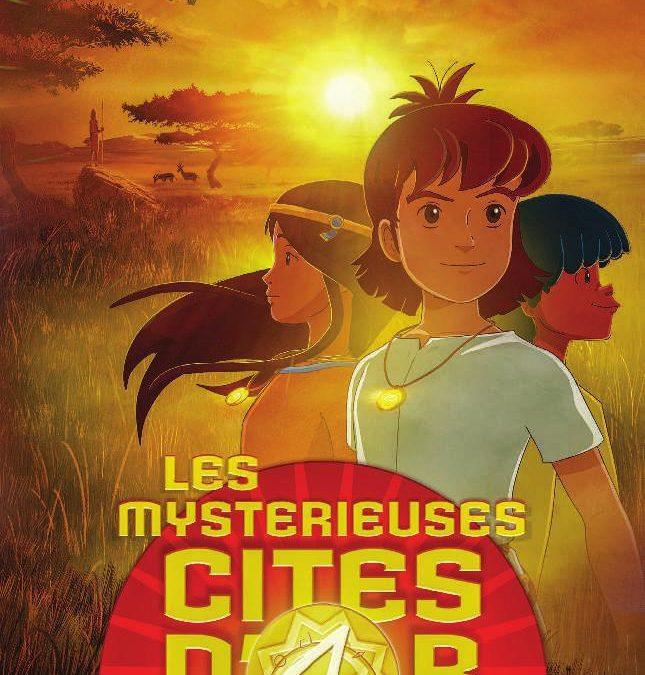 Les Mystérieuses Cités d'Or Saison 4 sur France 4