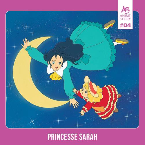 Anime Story 4 Princesse Sarah 小公女セーラ