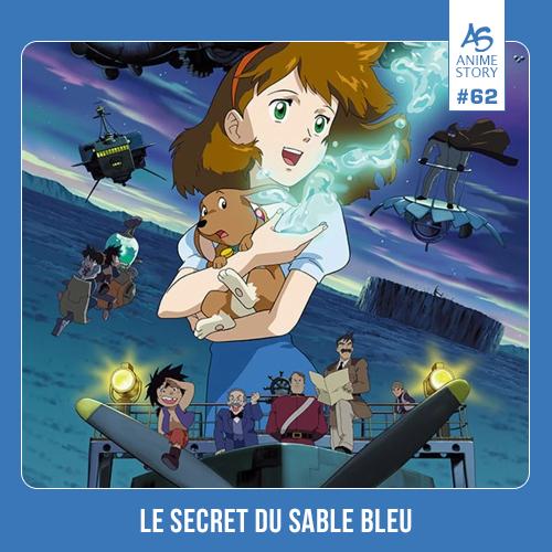 Anime Story 62 Le Secret du Sable Bleu パタパタ飛行船の冒険 Patapata Hikōsen no Bōken