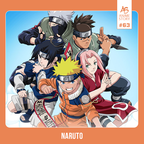 Anime Story 63 Naruto ナルト