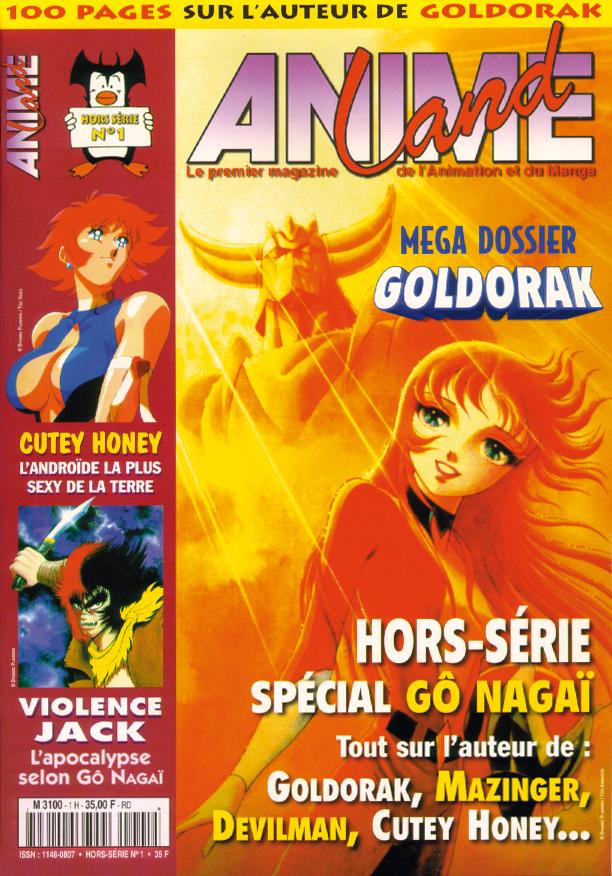 AnimeLand hors série 1