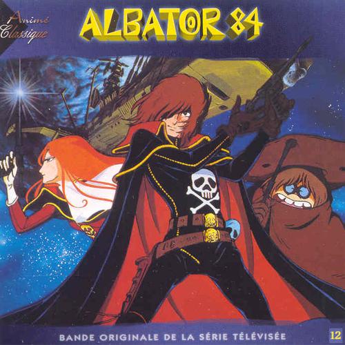 Albator 84 bande originale éditée chez Loga Rythme