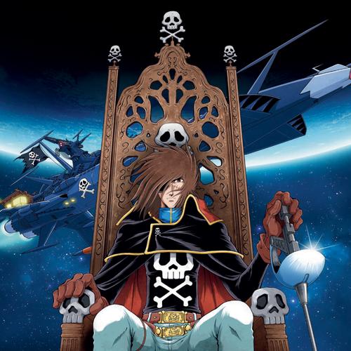 Capitaine Albator Mémoires de l'Arcadia