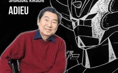Shunsuke Kikuchi nous a quitté