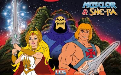 Les Maîtres de l'Univers Musclor et She-Ra en CD